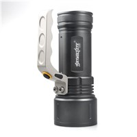 New High power large flashlight 1000Lumen Battery18650  outdoor lamp searchlight light