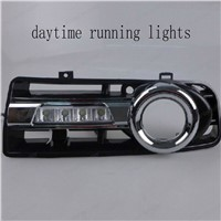 2 pcs/lot waterproof ABS headlight cover light auto front fog Lamp cover fit for Volkswagen Golf 4 1998-2005 Car Accessories
