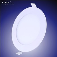 led panel lamp light round ultra thin led downlight indoor LED Ceiling Light