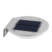 LED Solar Lamp 16LEDs Waterproof IP65 Solar Light Modern Radar Motion Sensor Outdoor Lighting Garden ABS Wall Lamp black
