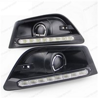1 SET headlight Car styling  for M/G 3 2012-2013  daytime running light