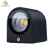 Waterproof Outdoor wall lighting Led wall lamp, surface wall mouted led wall sconce 3W 85-265V