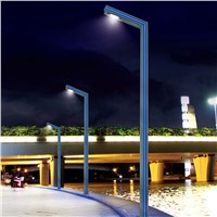 Modern simple led landscape lights garden lights outdoor aluminum lawn lamp custom size