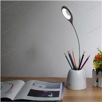 Adjustable Reading Lamp with Pen Container For Office  Students Eye Protection Desk lantern best price
