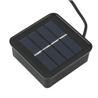 Worldwide Store Portable LED Outdoor Solar Powered Spotlight RGB Waterproof Led Landscape Light Solar Garden Lamp