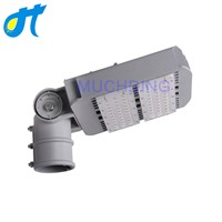 Modern Led Street Light 100W watts Lamp with Rotation Pole interface high quality aluminum lighting fixture