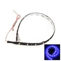 30CM 15 SMD Car Strip Under Light Neon Footwell Flexible Waterproof