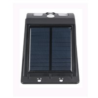 4pcs 10LEDs Solar Light Outdoor with Motion Sensor Solar lamps 300 Lumens Waterproof For Garden Security lamp