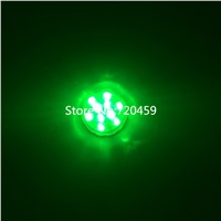 3pcs LED Underwater submersible light RGB Swimming Pool Light  With Operated 24Key Wireless Remote controller for Aquarium