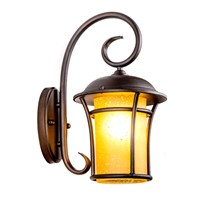 Vintage Style Outdoor Wall Sconce Lamp Retro luminaria Courtyard Light For Bar Coffee Shop Vintage Corridor Lights