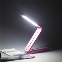 T-SUNRISE LED Table Lamp Desk Lamp with Solar Panel Eye-caring Reading Light Touch Switch Dimmable Student Solar Lamp