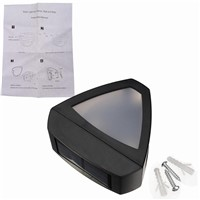 LED Wall Sconce Solar Powered Light Lamp Body Induction Light Control Outdoor Light For Garden