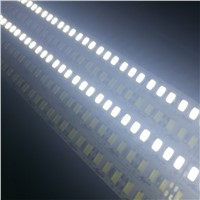 DC12V LED Bar Light 5730 Hard luces Bar light SMD 50cm 72 led Aluminum Led Strip light For Cabinet Super Bright new product