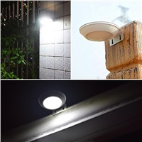 16 LEDs 260 Lumens Wireless Solar Powered Radar Motion Sensor Light waterproof Wall Lamps Bulb Pathway Emergency light