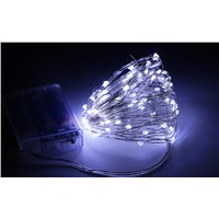 USB/Battery/Solar Operated copper wire String Lights Christmas starry Fairy Lights for Garland/Party/Wedding Decoration 20/40/10