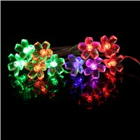 20 LED String Lights Party Wedding Garden Outdoor Christmas Decor Lights Lamp Tiny String Fairy Light for Party Decoration