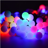 Colorpai Solar 20 LED Outdoor Garden Light Party Fairy Decoration Lights Lamps Garland Christmas Decoration