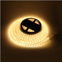 5m 300LEDs Home Lighting Flexible Lamp DC12V SMD 5050 Underwater Lights Waterproof LED Strip Lights IP67 Garden Patio Decors