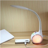 1 PCS  Led Reading Table Lamp For  Home Study Reading Brightness Day White Eye Protecting Student Desk Lamp