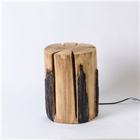 CE imitation tree stump lamp creative landscape lighting park garden backyard path lawn light