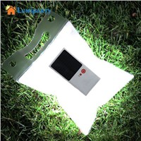LumiParty IP65 PVC Bag Waterproof Solar Light Portable Solar Lamp Inflatable Foldable  LED Camping Light Emergency LED Lamp