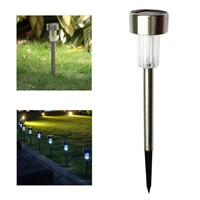 Quality Solar Powered Garden Lawn Lamp LED Lawn Light Lights Outdoor Garden Solar LED Path LED Night Light Lawn Lamps
