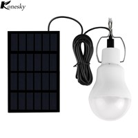 New Solar panel LED bulb LED Solar Lamp Solar Power LED Light Solar Lamp Spotlight Garden Light Camp Tent Night Fishing Light