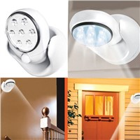 Motion Activated Cordless Sensor LED Light Indoor Outdoor Garden Wall Patio T0.2