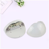 Solar Wireless LED Brightness Sensor Waterproof Light Lamp Garden Gate