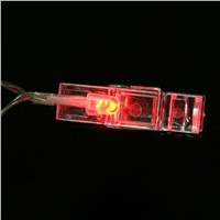 2.2m 20LED Holiday Lighting Colorful Photo Wall String Clip Birthday Valentine Party Light For Christmas Tree Decoration
