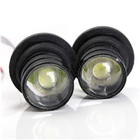 1set 4W 4 LED high quality Super high power Strobe flash modes control Car Motorcycle eagle eye Emergency warning