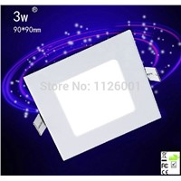 Hot Sell 10pcs/lot 3w Square Surface Mounted Down Lights Advantage Products High Quality