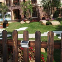 Dcloud Motion sensor Outdoor Solar Garden light for Yard Pathway Stairs