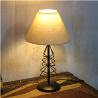 2Pieces/lot Table lamps Bedside Lamp  Reading Desk Lights Night Light for Decor Livingroom Lighting Fixtures