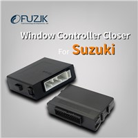 Fuzik Car Power automatic Roll up window closer opener one touch up down remote gap universal module for Suzuki sx4 alto swift