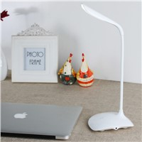 3 Modes Dimmable Led Desk Lamps For Reading with USB Table Lamps Light Foldable Students Studying Desk Lamp