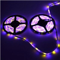 1 Set 10M LED Light Bar Strip Decoration With Remote Control Waterproof White