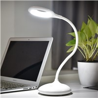 Reading Rechargeable Desk Lamp 3 Modes Brightness Levels Led Light Touch Foldable Desk Lamp for Students