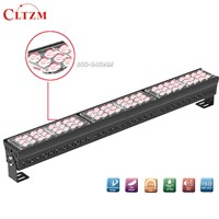 CLTZM LED Infrared Lamp IR Flood Light 300W Array IR illuminator Lamp IP65 Waterproof for Security CCTV Surveillance Camera