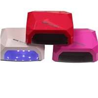 BeuGet Nail Tools 36W LED Diamond Lamp Dryer Lamp Led Lamp Gel Polish Nail Art UV Gel  Dryer Nail  Lamp For Nail Polish