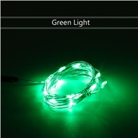 Waterproof 5M 50LED USB Silver Wire String Fairy Light Lamp Holiday Decoration P15