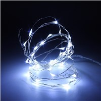 4M 40 LED Copper Wire AA Battery Operated Christmas Wedding Party Decoration LED String Fairy Lights