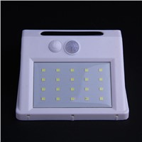 400lm 20LED High Power Solar Light Solar Power Motion Sensor Led Lamp Waterproof IP65 Outdoor Wall Yard Road Light