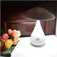 New Arrival Mushroom LED Table Lamp DC5V Night Light LED Desk Study Light With Anion Air Purifier Function