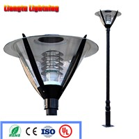 street lamp pole landscape light pole Europe garden outdoor lighting poles black/bronze classical outdoor pole lamp