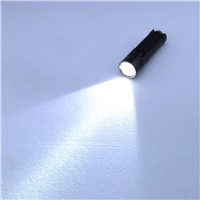 10W 1,000LM Aluminum Shell Ultra Bright 5 Modes Waterproof LED Flashlight Torch for 18650 Rechargeable Battery