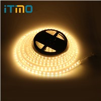 ITimo Garden Patio Decors 5m 300LEDs Waterproof IP67 Flexible Lamp DC12V SMD 5050 LED Strip Lights Underwater Lights