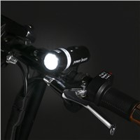 New Waterproof Lamp Bike Bicycle 5 LED Front Head Light Flashlights + Rear Safety Flash Lights + Torches Install Steady Brackets