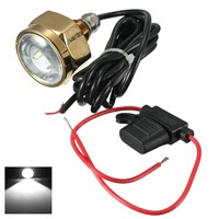 IP68 9 LED 27W underwater light ship speedboat yacht Waterproof Light Lamp