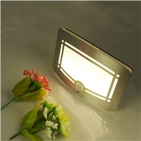 Oobest LED Body Sensor Creative Wall Lamp LED Light Induction Movement Sensor